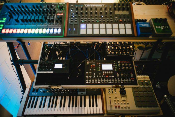 Tonstudio DJ Producer