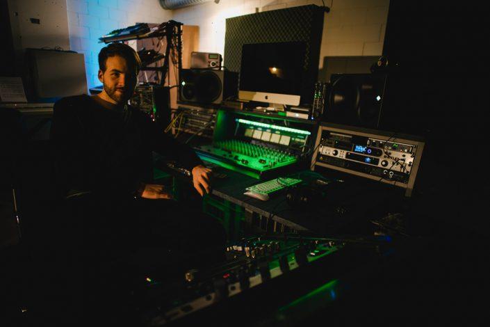 DJ Studio Zürich