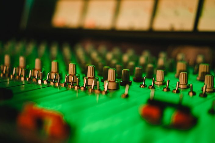Studer Professional Mixing Consoles