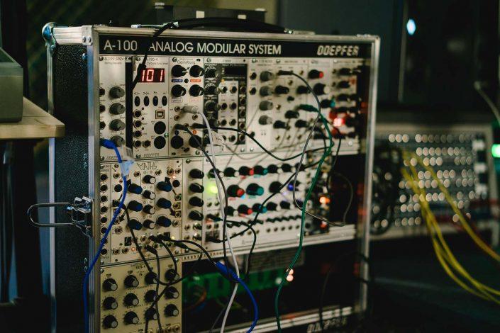 A 100 Modular System