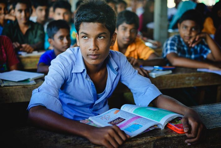 Schüler Sri Lanka