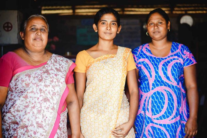 Lehrerinnen Sri Lanka