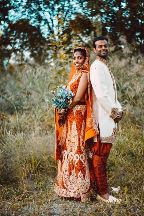 Hochzeitsfotos in Zürich