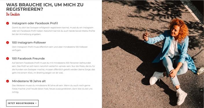 schweizer influencer
