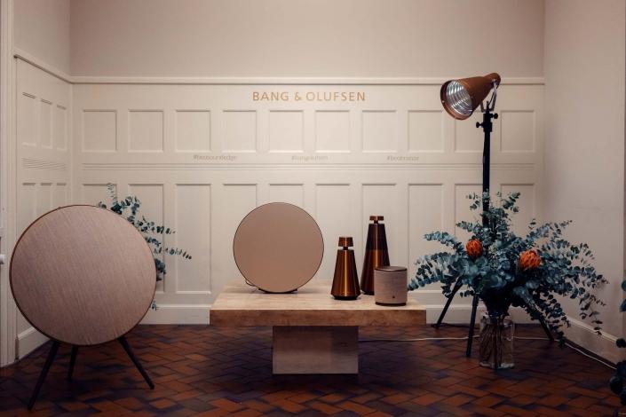 Bang & Olufsen Bronze Collection