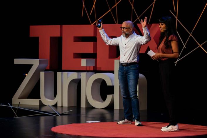TEDxZürich Moderatoren