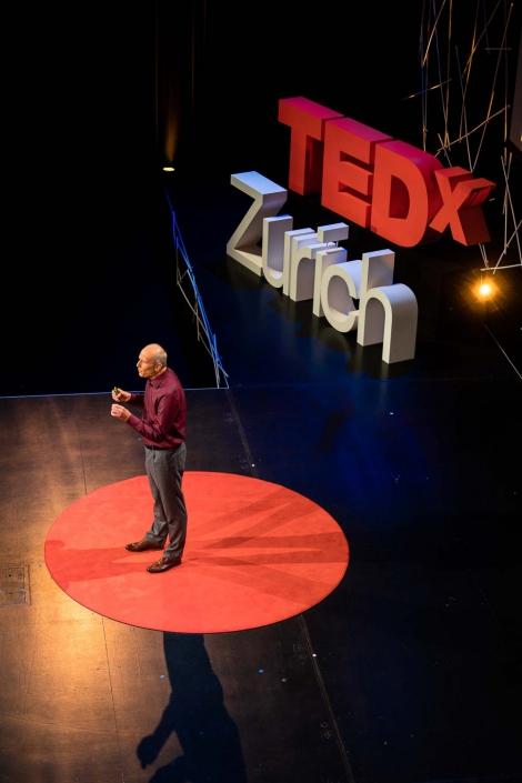 TEDxZurich Speaker