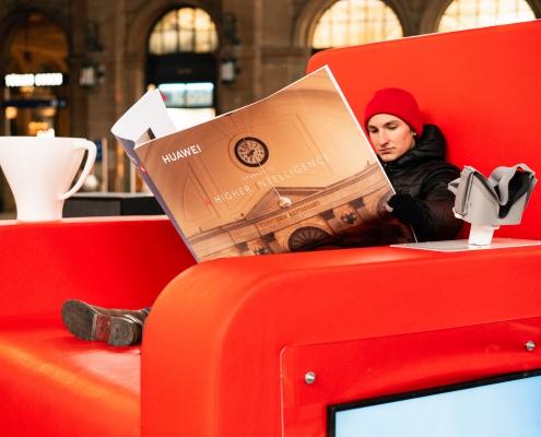 Eventfotografie Hauptbahnhof Zürich