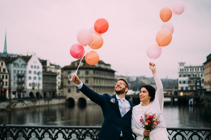 Heiraten im Stadthaus Zürich