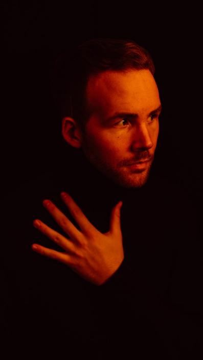 Künstler Portrait Fotograf